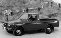 1974 Toyota Hilux The beginning of a legend.