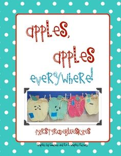 Fall is here and what better way to extend your apple unit than with an Apple Glyph.  Everything you need is included to create your own glyphs.  T...