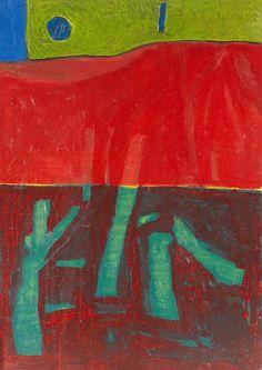 Antilandscape Artur Herkt W obrazach radykalnie upraszcza powszechne formy wyrazu. Unika zbędnych elementów rozpraszających uwagę. Zmusza do dokładnego przemyślenia, do skoncentrowania się na interesujących, innowacyjnych sposobach wykorzystania koloru i kształtu. Prostota w jego obrazach bynajmniej nie umniejsza pracy artysty, często prowadzi wręcz do zaskakujących rezultatów, które przekraczają granicę klasycznej formy wizualnej.