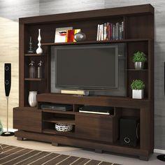 Tv Unit Interior Design, Tv Unit Furniture Design, Modern Tv Room, Modern Tv Wall Units, Tv Console Design, Tv Wall Design, 4 Bedroom House Designs, Living Room Tv Unit Designs, Tv Unit Decor