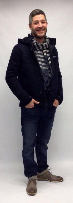modisch in den Winter Den, Winter Jackets, Fashion, Clothing, Winter Coats, Moda, Fashion Styles, Fashion Illustrations, Fashion Models