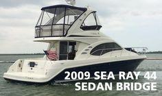 2009 Sea Ray 44 Sedan Bridge For Sale at MarineMax Dallas Yacht Center