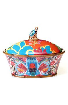 POETIC WANDERLUST Tracy Porter® For Poetic Wanderlust® 'Magpie' Covered Serving Bowl available at #Nordstrom