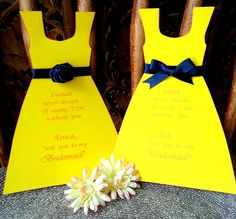 Will you be my Bridesmaid card Maid of Honor by ArleenDesign