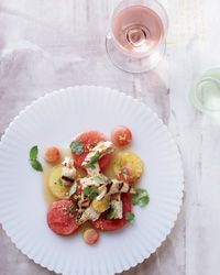 Thai Chicken and Watermelon Salad Recipe from Food & Wine