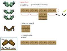 Minecraft Papercraft Mutant Snow Golem P2 N8 S Epic