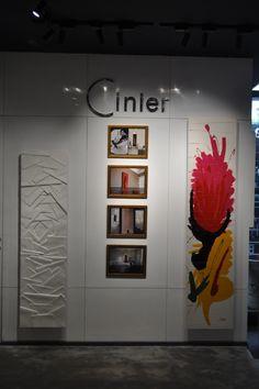 CINIER Art wall radiators, made in France. Showroom in New Delhi, India.