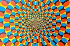 Ilusión óptica, percepción óptica