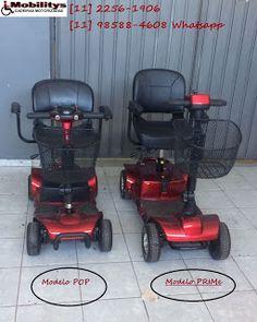 Quadriciclo Quadris: Cadeira de Rodas Elétrica Motorizada