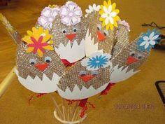 Клуб рукоделия Paper Flower Garlands, Paper Flowers, Easter Art, Easter Crafts, Diy And Crafts, Crafts For Kids, Arts And Crafts, Diy Osterschmuck, Diy Ostern