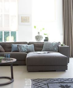 Love the color of the couch