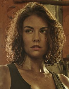 Maggie From Walking Dead   Season five maggie greene