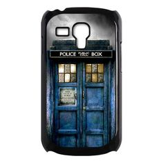 cool Geek Tardis Doctor who yellow windows Samsung Galaxy S3 mini Case | Imperialcases - Accessories on ArtFire