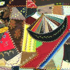 My Pretty Baby Cried She Was a Bird: (Crazy about) Crazy Quilts (Antiques Roadshow)