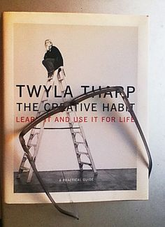 The Creative Habit by Twyla Tharp  I'm reading this book. So far i think this book is an excellent read for anyone who is consistently engaged in creative work.