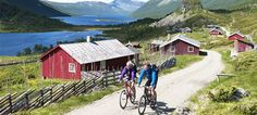 Mountain bike trails in Norway Eastern Norway´s varied landscape around Lillehammer and Hemsedal offers gentle hills and forest tracks to mountain rides. Plan your day trip here.