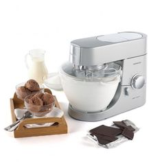 Kenwood Ice Cream Maker Attachment  for Kenwood Cooking Chef Mixer (Bowl only)