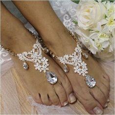 barefoot sandals, barefoot sandal, footless, wedding, shoes, dream, barefoot sandle, barefoot beach, rhinestones, #footlesssandals