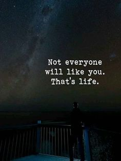 Not everyone will like you Karma Quotes, Truth Quotes, Words Quotes, Wise Words, Life Quotes, Sayings, First Love Quotes, Quotes To Live By, Best Quotes