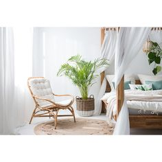 Decoration, Rattan, Beach House, Accent Chairs, Beige, Interior Design, Bedroom, Collection, Furniture
