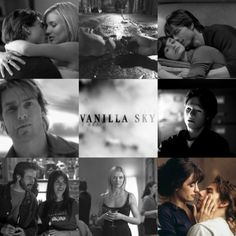 Vanilla Sky. One of my all time favorite movies. Can change how you think. Mind bender.