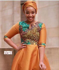 Robe #traditionalwedding #modern #traditional #wedding African Print Dress Designs, African Print Dresses, African Print Fashion, Africa Fashion, African Dress, African Prints, Couples African Outfits, African Attire, African Wear