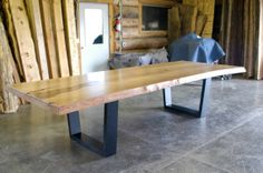 Conference Room Table  Solid Elm  by UrbanHardwoodRecover on Etsy, $9500.00