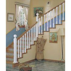 Escalera de madera modelo 10.