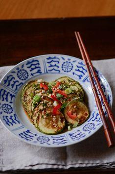 How to make Simple Korean Zucchini Side Dish
