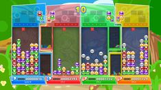 Get ready to stack, match, and clear colorful objects like you've never done before because Puyo Puyo Tetris is now available in the Americas!