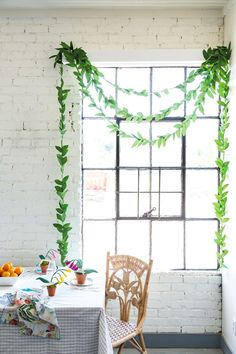 12 DIY Paper Plant Projects for a Stunning Indoor Garden That Will LAST via Brit + Co