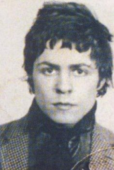 Marc Bolan 1960s passport picture (france) Before the glitter and the glam