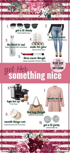 fd4543e8d92 Plus Size Friendly Gift Guide for Her - Curves
