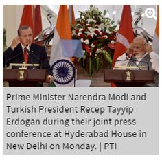 Recep Tayyip Erdogan, Turkish President, United Nations, India, Security Council, Permanent Seat. Get Narendra Modi's & BJP's latest news and updates with - http://nm4.in/dnldapp http://www.narendramodi.in/downloadapp. Download Now.