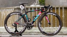 Tiffany Cromwell s 2016 Canyon Ultimate CF SLX with SRAM eTap  The bike of the new Canyon  SRAM Pro Cycling team