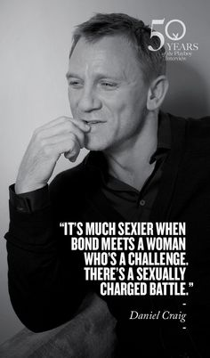 50 Years of the Playboy Interview: Daniel Craig