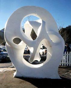 Bathsheba Grossman - Snow Sculpture