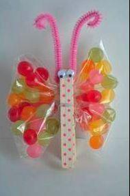 Cute butterfly treat