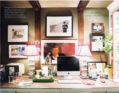 dream desk a la lulu powers