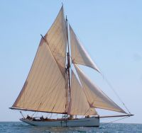 Stirling & Son 43 ft Gentleman's Cutter 2012 Integrity