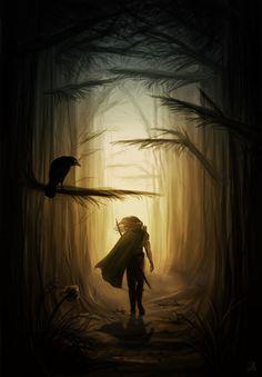 A jornada do espírito guerreiro