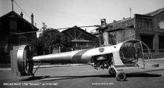 """1947 Nord N-1700 """"Norelic"""" (Francia)"""