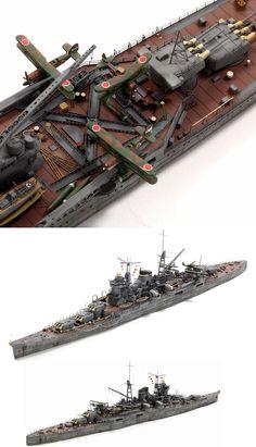 Lego Military, Military Diorama, Lego Warship, World Of Warships Wallpaper, Croiseur Lourd, Model Warships, Scale Model Ships, Model Ship Building, Heavy Cruiser