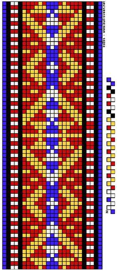 Lulesamisk er ett av de tre samiske språkene i Norge, ved siden av nordsamisk og sørsamisk. Lulesamisk tales også i Sverige, i Jokkmokk og Gällivare-traktene. I Norge strekker det lulesamiske området seg fra Saltfjellet i sør til Ofoten i nord. Inkle Weaving Patterns, Bead Loom Patterns, Loom Weaving, Beading Patterns, Card Weaving, Tablet Weaving, Inkle Loom, Loom Craft, Viking Knit