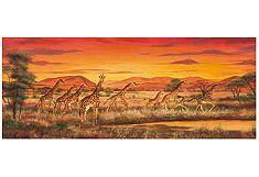 Art Print op Safari