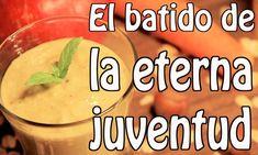 EL BATIDO DE LA ETERNA JUVENTUD - Cocina con Olaya y Pelayo