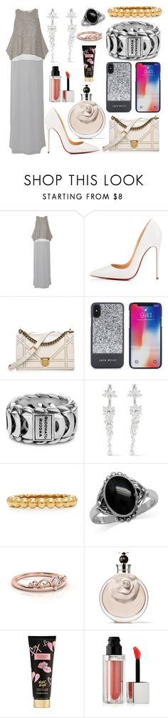 """Sin título #4540"" by onedirection-h1n1l2z1 on Polyvore featuring Brunello Cucinelli, Christian Louboutin, Christian Dior, Jack Wills, Buddha to Buddha, Yeprem, Valentino, Victoria's Secret, Maybelline y men's fashion"