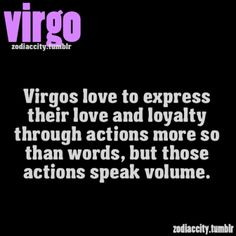 Virgo love - their actions speak louder than words Virgo Love, Capricorn And Virgo, Zodiac Signs Virgo, Virgo Horoscope, Virgo Men, Zodiac City, Zodiac Facts, Virgo Daily, Virgo Personality Traits