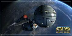 Daedalus class star ship
