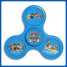 PAW Patrol Summer Surfboard Tri-Spinner Fidget Toy Hand Spinner Camouflage, Stress Reducer Relieve Anxiety And Boredom Camo - Fidget spinner (*Amazon Partner-Link)